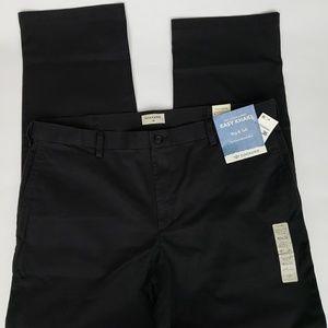 Dockers Easy Khaki Comfort Waist Flat Front 42